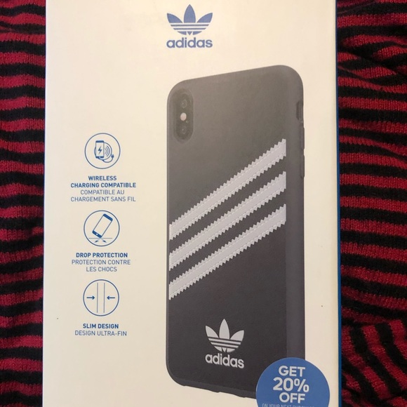 """Adidas New in Box IPhone 6.5"""" Snap Case"""